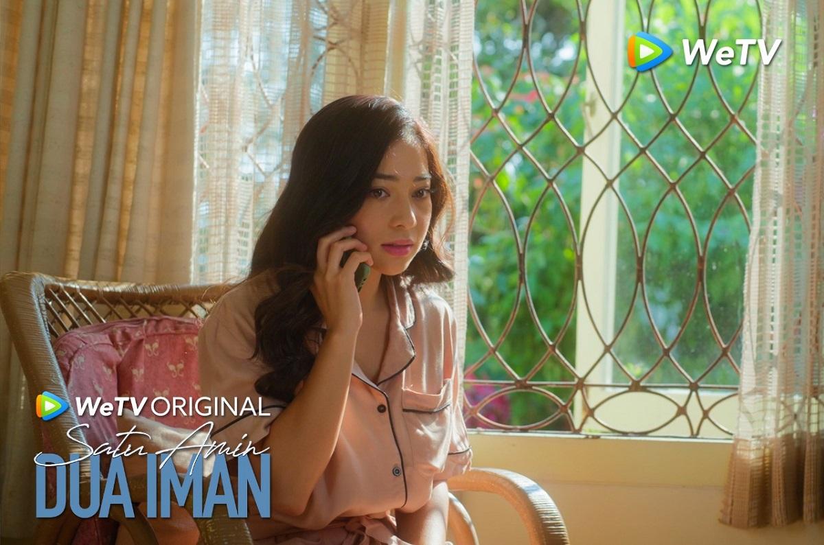 WeTV Original Satu Amin Dua Iman Episode 4: Ryana Meninggal Dunia