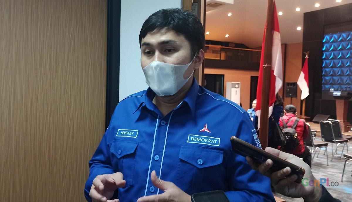 Herzaky Mahendra Putra (Foto: Andi Ristanto/GenPI.co)