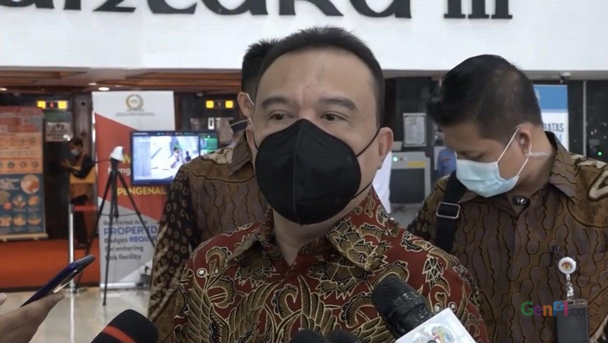 Lagi Heboh, Fasilitas Isoman Anggota DPR, Sufmi Dasco Buka Suara