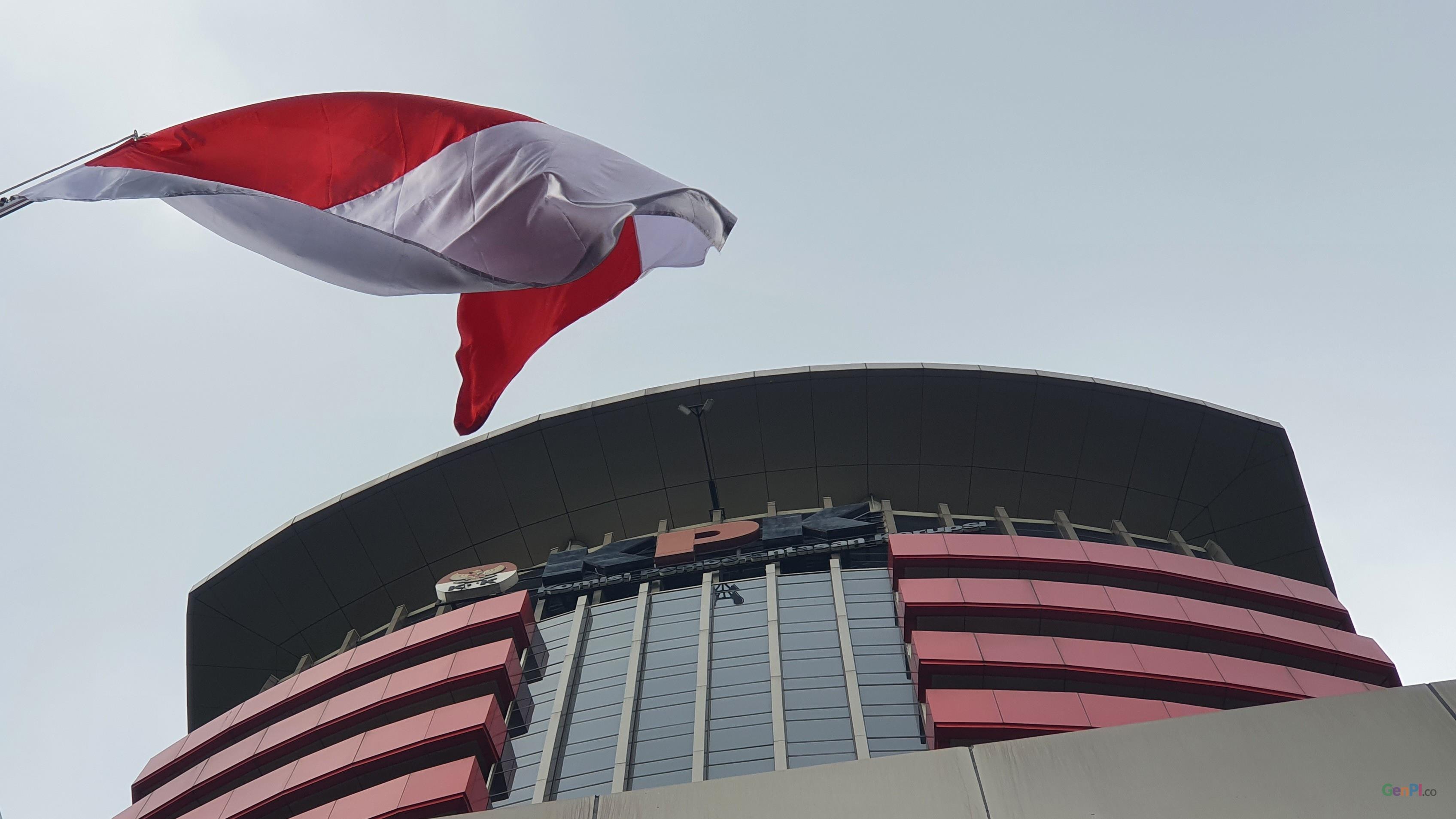 Ilustrasi Gedung KPK. Foto: Panji/genpi.co