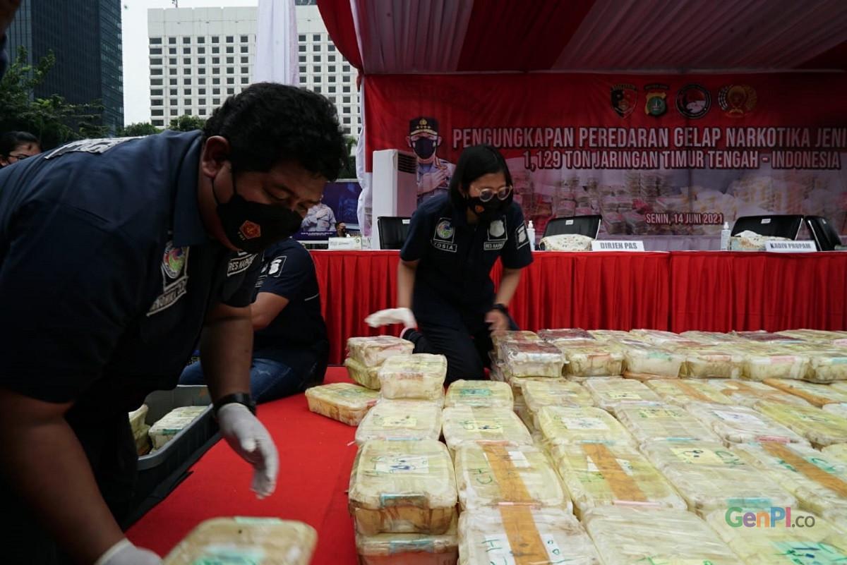Kapolri Jendral Pol Listyo Sigit Prabowo (foto: GenPI.co)