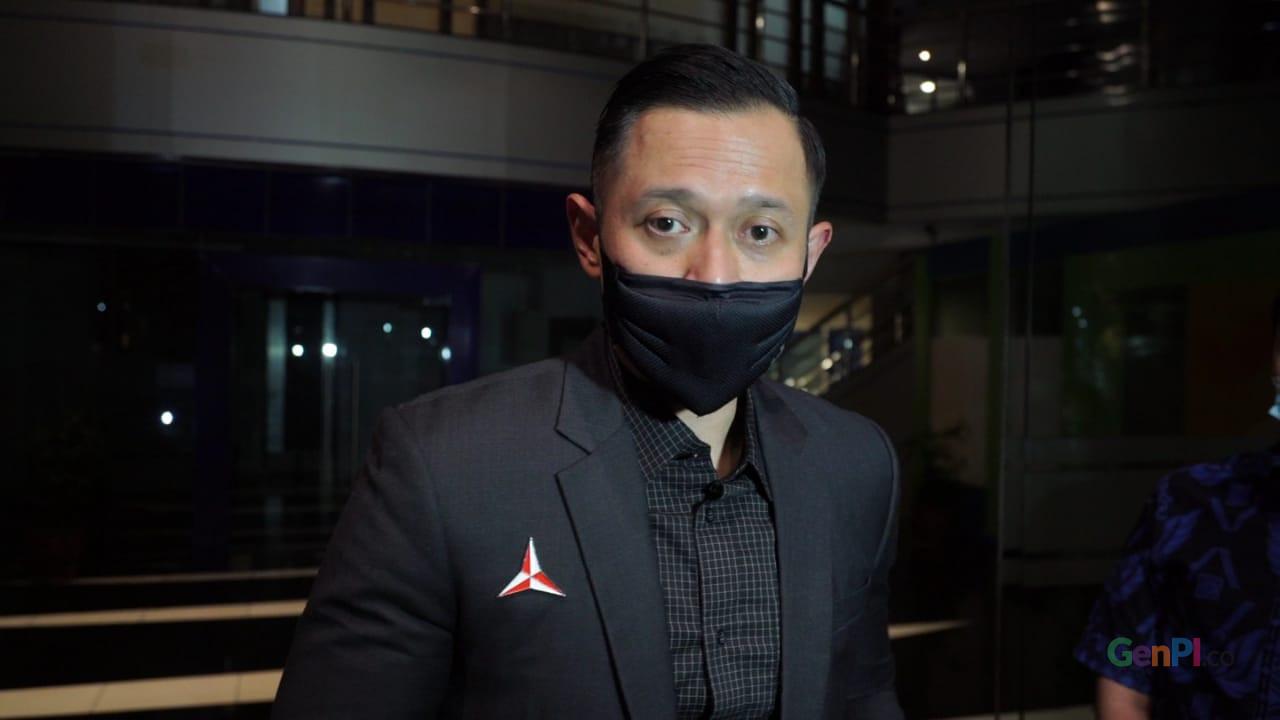 Agus Harimurti Yudhoyono(AHY)