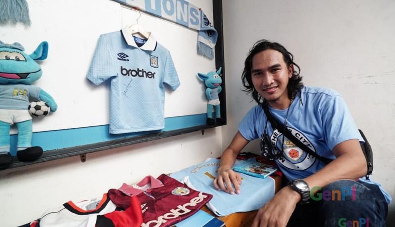 Foto: Rizky Kolektor Jersey Sejak 2012, MCSC Indonesia Chapter Tangerang