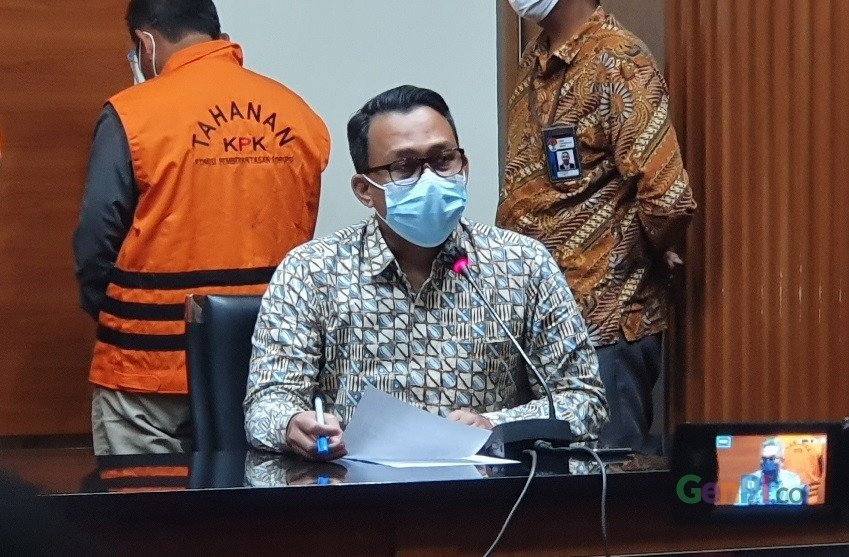 Plt Juru Bicara KPK Ali Fikri: Satu Pimpinan Cukup...