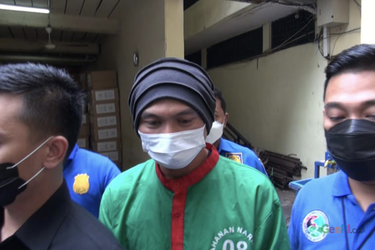 Jalani Asesmen di BNNP DKI Jakarta, Anji: Mohon Doanya