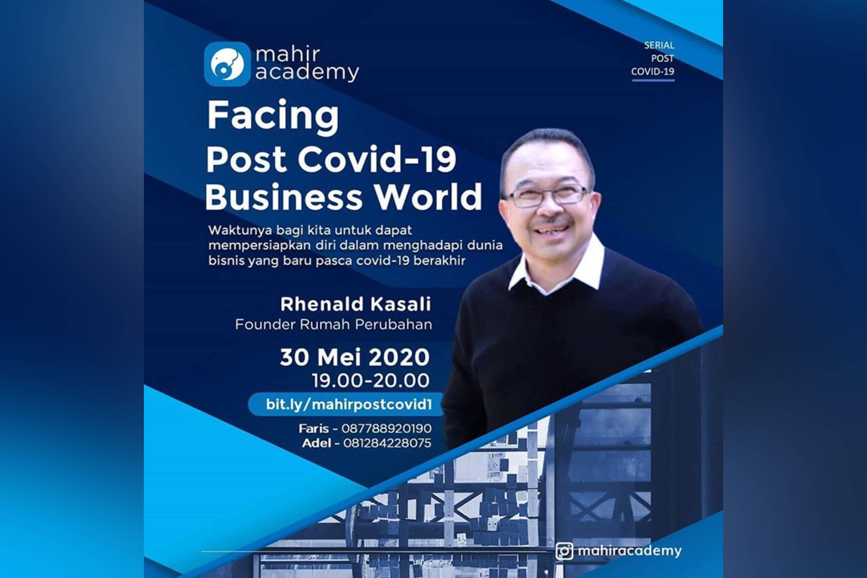 Webinar: Facing Post Covid-19 Business World