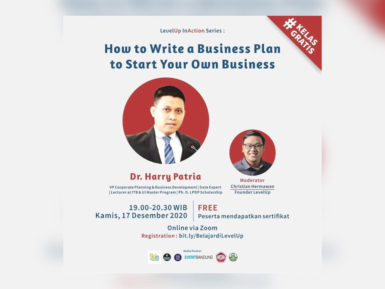 How To Write A Bussines Plan To Start Your Own Bussines