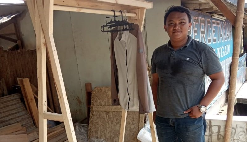 Tanpa Modal, Ilham Hamdani Pengusaha Sukses Jadi Bos Furnitur