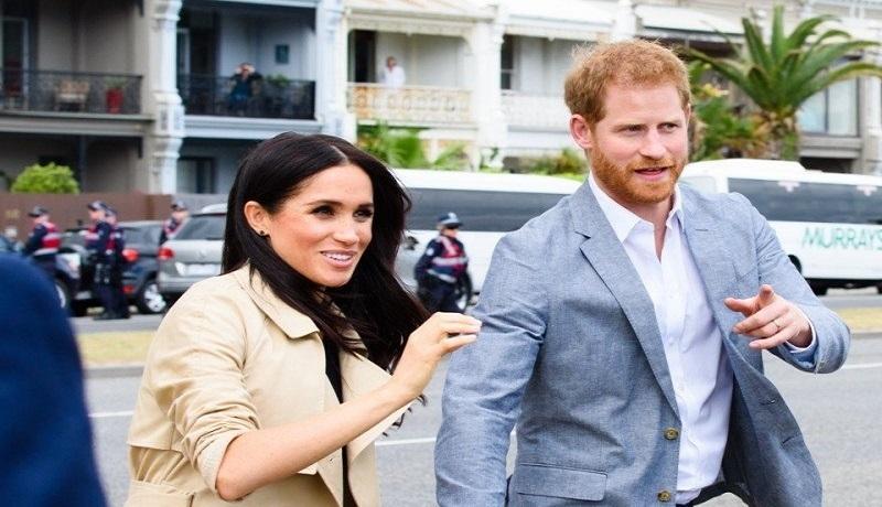 Pangeran Harry dan Meghan Markle. Foto: Antara