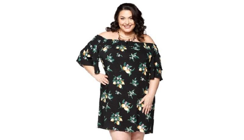 Ilustrasi wanita gemuk. Foto: Groupon