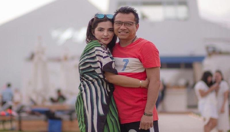 Anang Hermansyah dan Ashanty. (Instagram/ashanty)