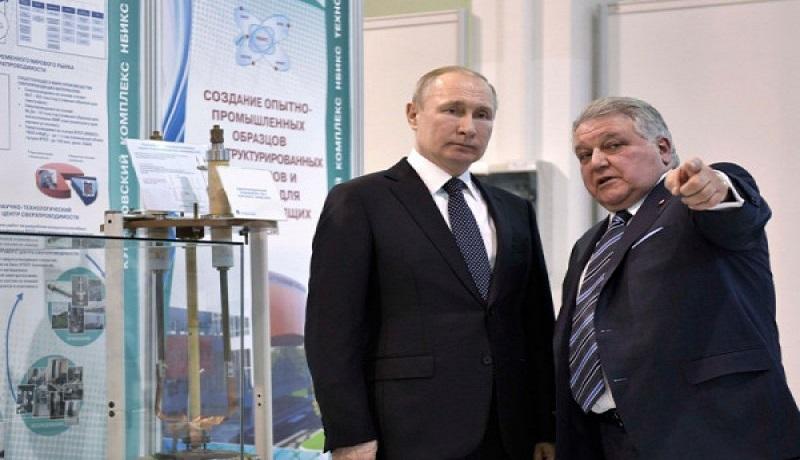 Rusia Uji Coba Vaksin Covid-19 di Rumah Sakit Militer