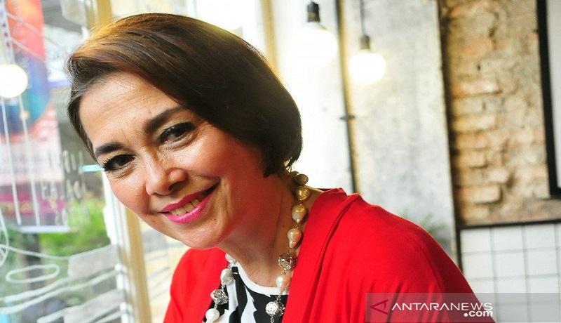 Aktris senior Widyawati. Foto: Antara