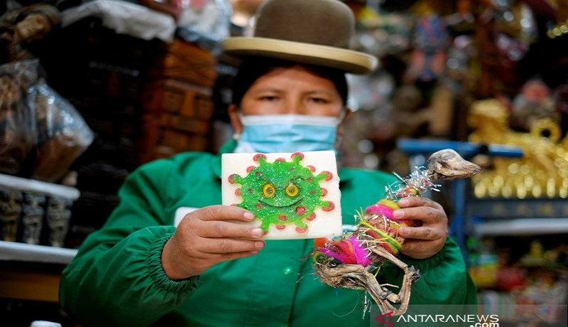 Virus Corona Mengerikan, 1 Orang Meninggal Setiap 15 Detik