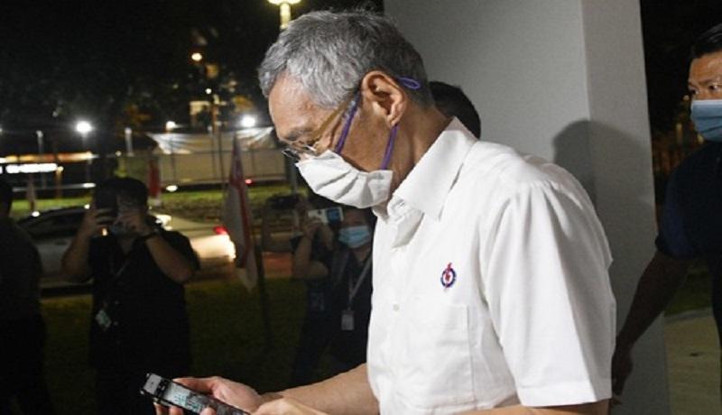Pemilu Singapura, PM Lee Kembali Berkuasa