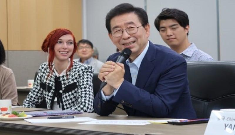 Heboh Sedunia, Wali Kota Seoul Menghilang