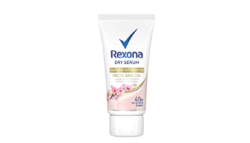 Rexona Dry Serum Mengatasi Ketiak Hitam