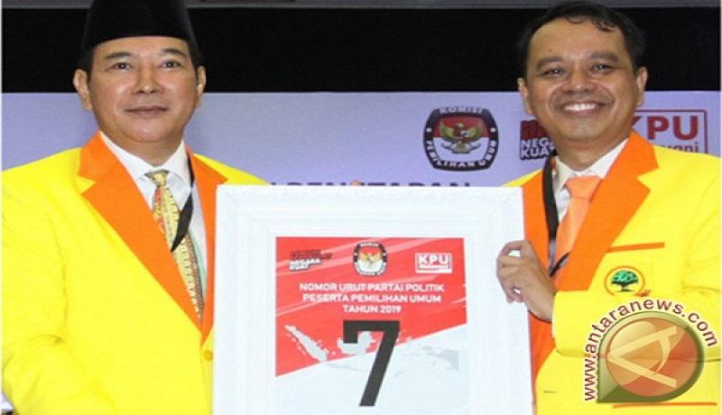 Tommy Soeharto. Foto: Antara