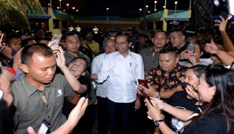 Presiden Joko Widodo. (dok)