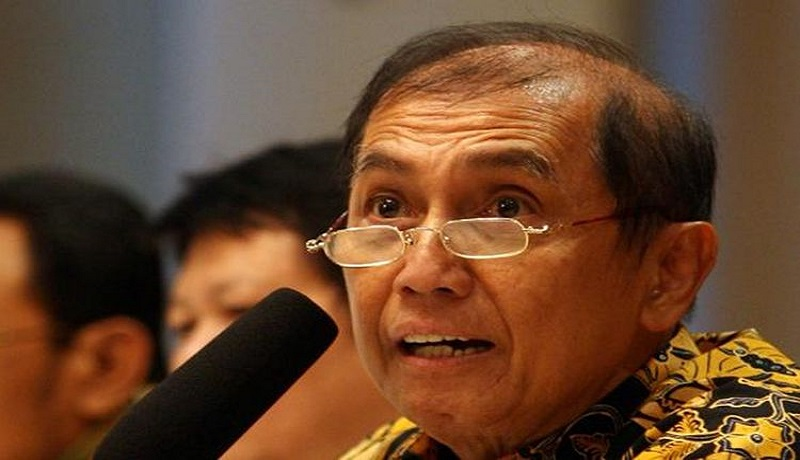 Mantan Ketua BPK Hadi Poernomo. (ist)