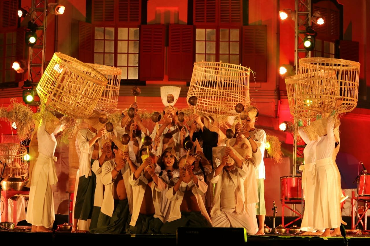 Solo International Performace Arts digelar kembali (Foto : Ariyanto/GenPI.co)