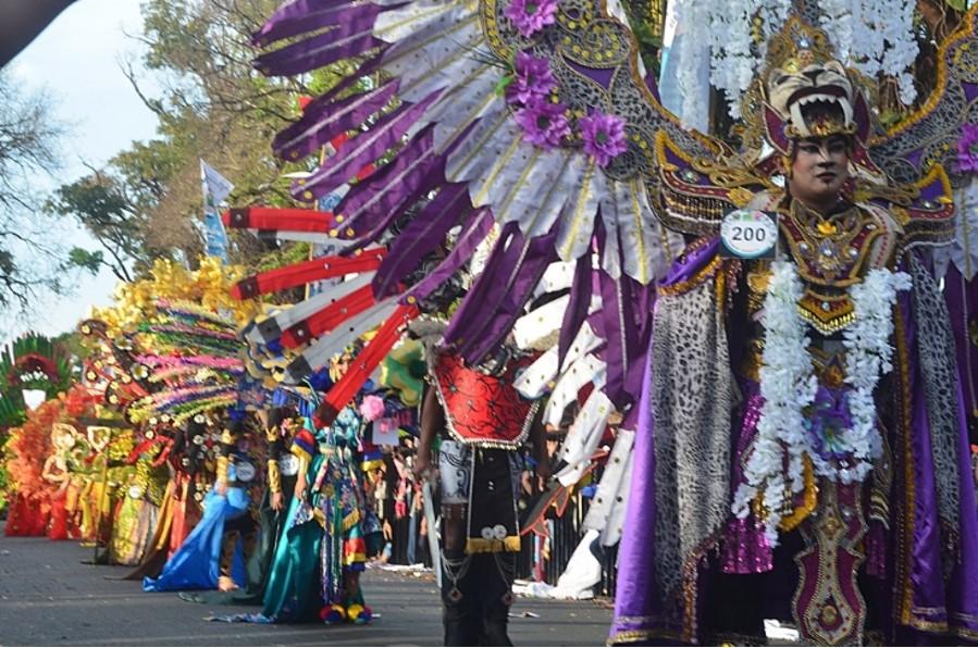 Malang Flower Carnival 2019 yang memesona segera digelar. Jangan lewatkan, guys! (Foto : GenPI Malang)
