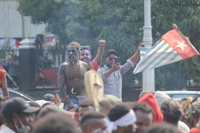 ICJR mengimbau Polisi tidak sembarangan menggunakan pasal makar dalam penanganan konflik Papua (Foto : Suara Jateng)