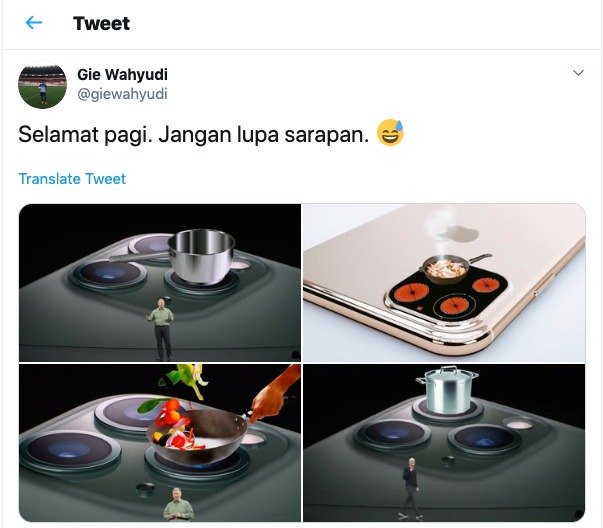 iPhone Seri Terbaru Meluncur, Netizen Serang dengan Meme Lucu