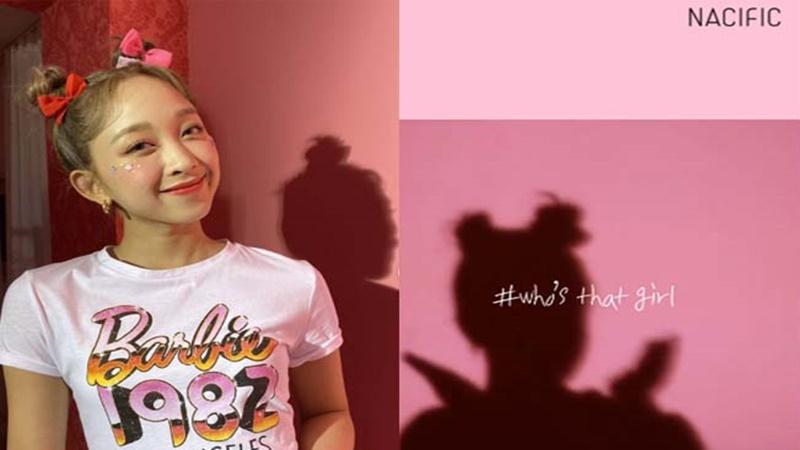 Kalangan fans pun menduga jika Dita Karang, menjadi salah satu bintang iklansalah satu produk kosmetik ternama yaitu Nacific (foto: SC IG @secretnumber.official dan @nacificofficial.id)