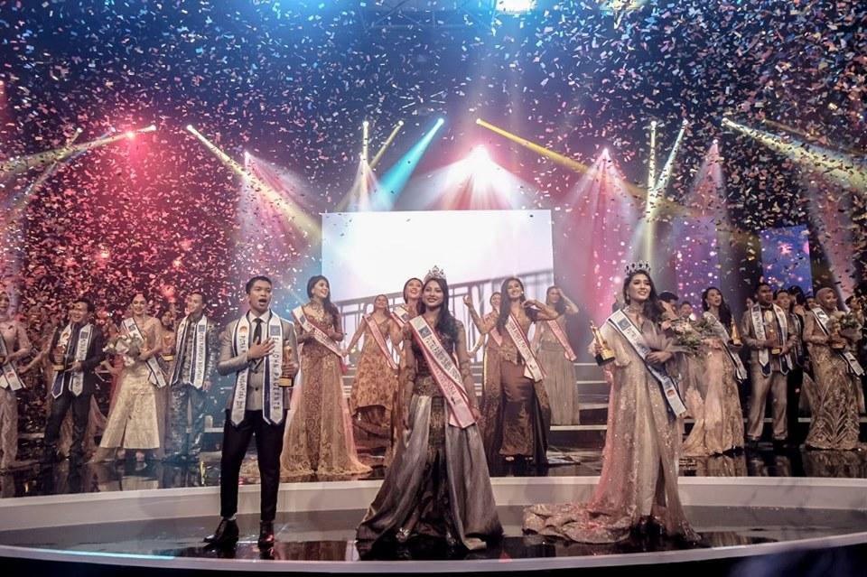 Clarita Mawarni Salem Terpilih Jadi Putri Pariwisata 2019