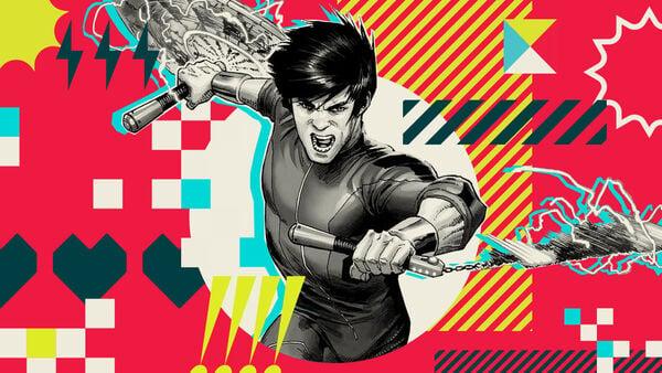 Shangchi, salah satu Superhero baru yang tampil dalam Avengers 5. (Foto:fandom.com)