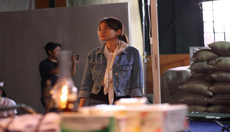 Salah satu adegan di film 99 Nama Cinta. (dok)