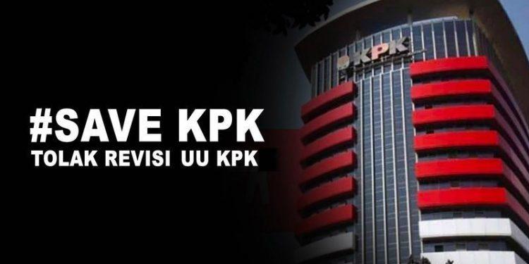 Komisi Pemberantasan Korupsi ternyata belum menerima dokumen UU KPK yang otomatis berlaku kemarin, Kamis (17/10). Ada apa sebenarnya? (Foto : Indonesia Inside)