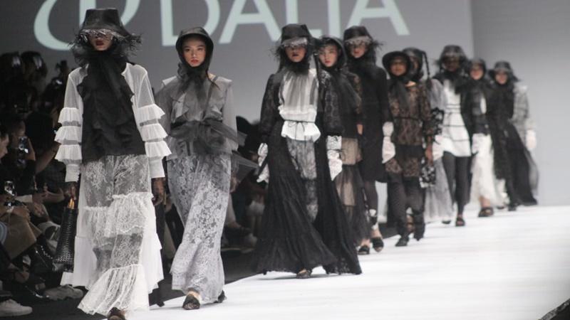 Daliatex rangkul 3 desainer di Jakarta Fashion Week 2019 (foto: Daliatex)