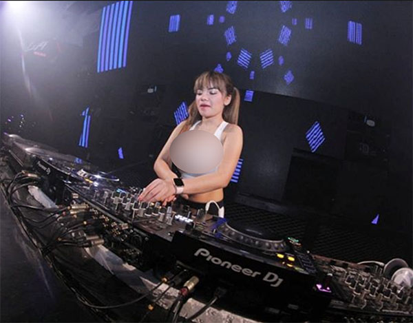 4 DJ Seksi Indonesia, Cantiknya Melanggar Undang-Undang