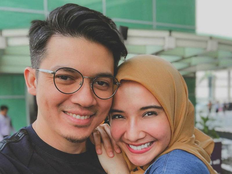 Irwansyah dan Zaskia Sungkar. Foto: Instagram/Irwansyah_15