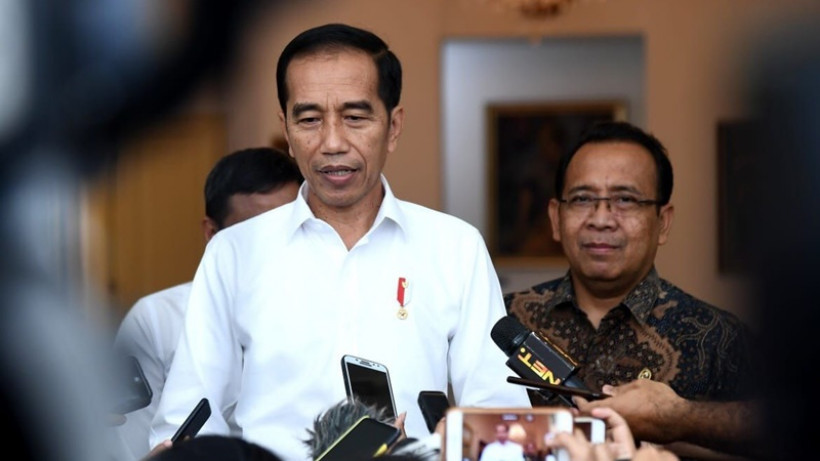 Presiden Joko Widodo alias Jokowi pengin timnas U-20 Indonesia melaju ke final Piala Dunai U-20. Foto: Setpres