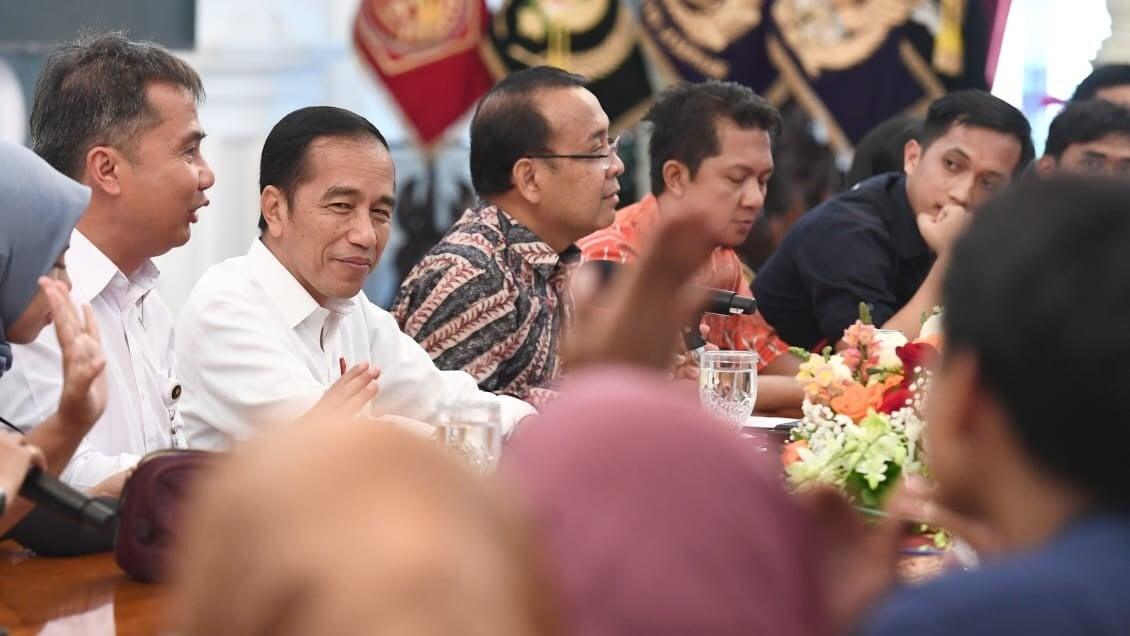 Presiden Jokowi memiliki pertimbangan tersendiri dalam memilih menterinya. Tak peduli pro-kontra, Jokowi tetap menunjuk formasi kabinetnya dari Tito Karnavian hingga dr Terawan (Foto : Biro Setpres)