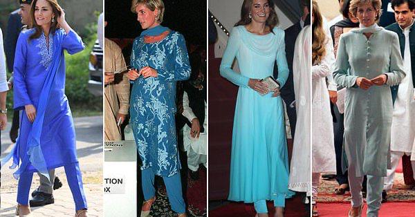 Semakin hari Kate Middleton semakin mirip Putri Diana, ya? Bagaimana menurutmu? (Foto : Inline)