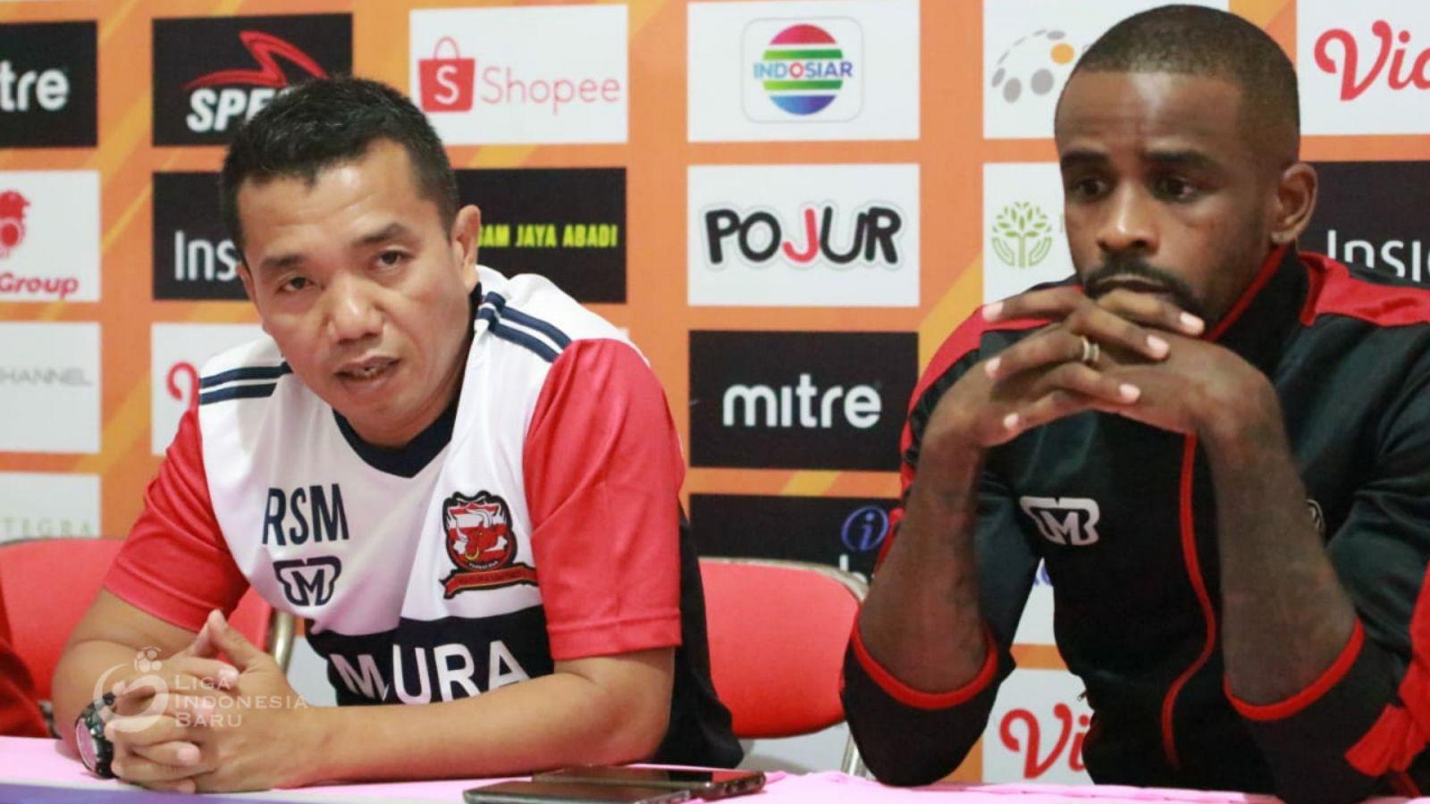 Madura United mempunyai modal historis sangat berharga menjelang laga melawan Persib Bandung pada lanjutan Liga 1 2019. Foto: Liga Indonesia