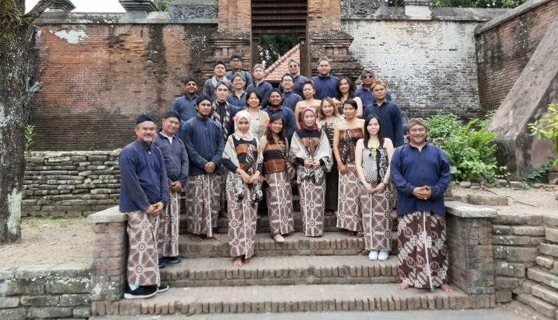 Kalau kamu ke Permakaman Raja Mataram Kotagede, Yogyakarta, jangan langgar aturan-aturan ini, ya (Foto : Annisa/GenPI.co)