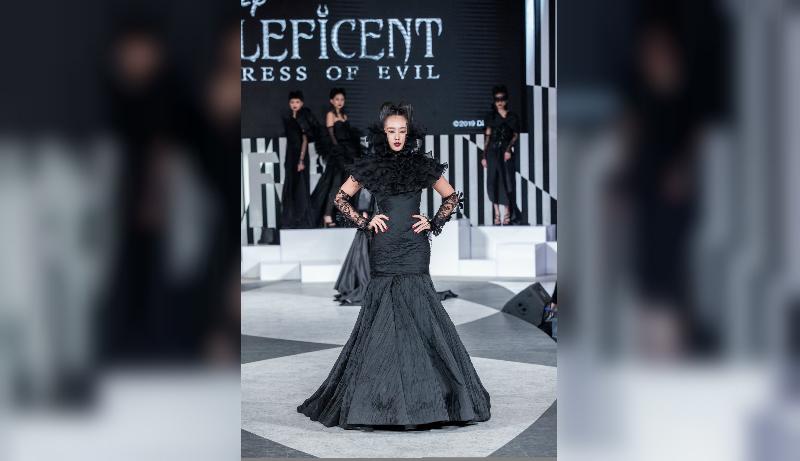 Tema Maleficent: Mistress of Evil diangkat jadi ide fashion yang keren di JFW 2020 (Foto : PR Disney Indonesia)