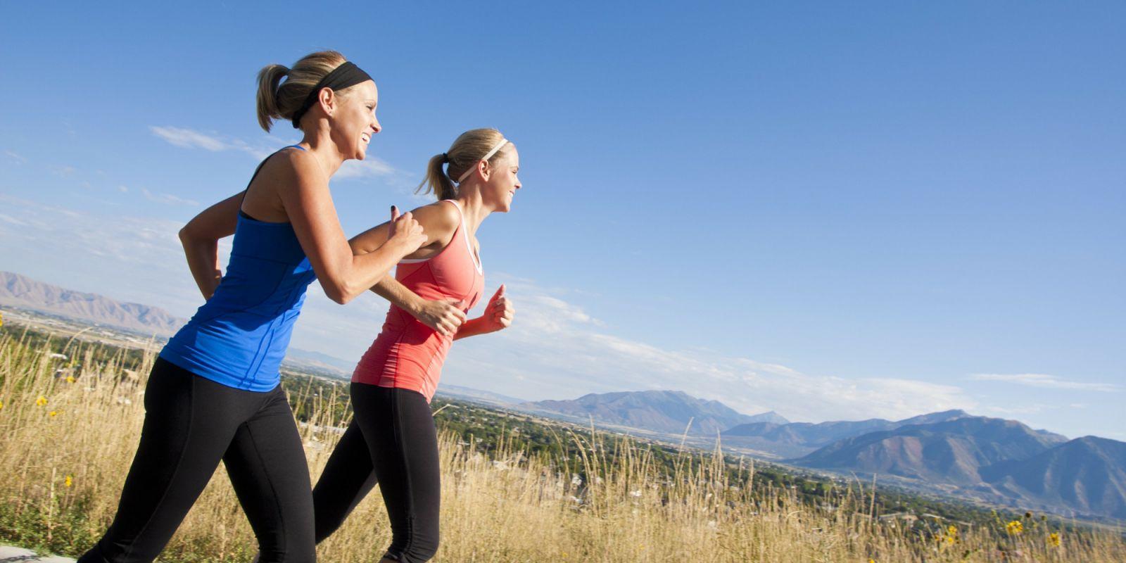 Olahraga untuk kesehatan jantung ternyata nggak sembarangan, lho (Foto : Huffington Post)