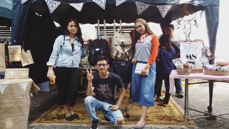 Majukan bisnis, jangan malas ikut pameran (foto: Annissa Nur Jannah)
