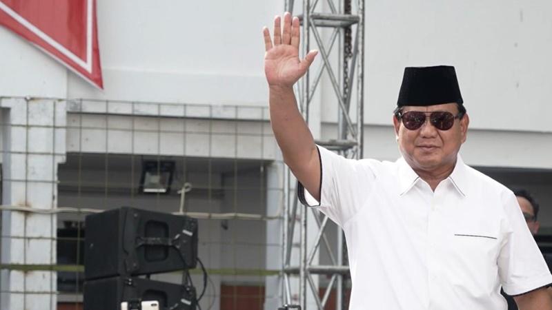 Ketum Partai Gerindra, Prabowo Subianto. (dok)