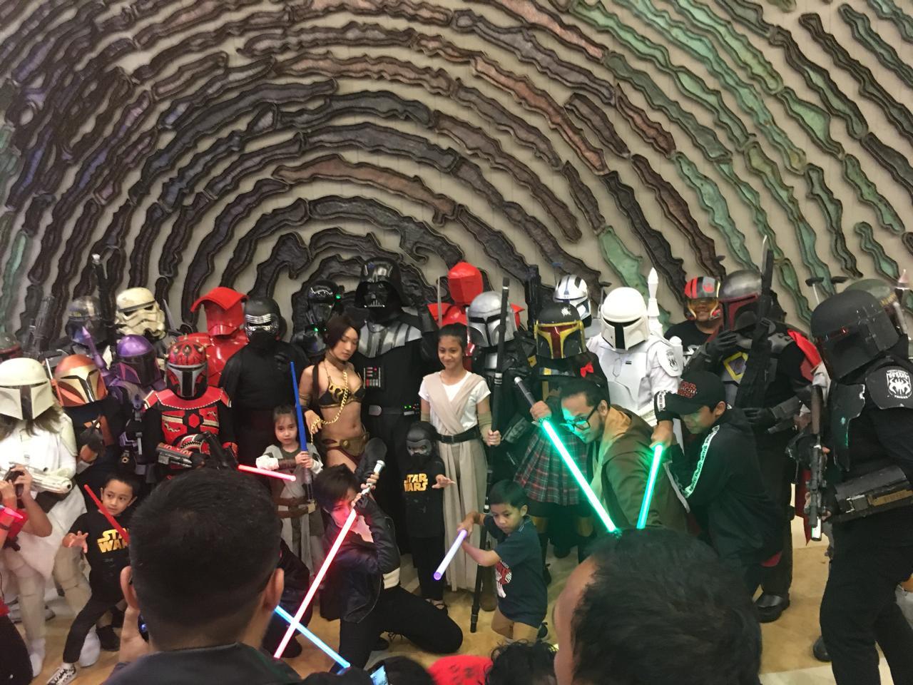 ORDER 66 S.I.T.H, Rumahnya Para Penggemar Star Wars di Indonesia