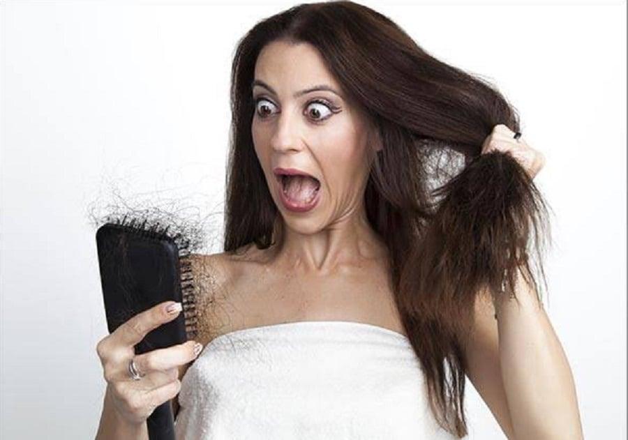 Ilustrasi rambut rontok. (Foto: Boldsky)