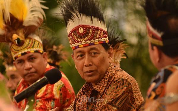 Menko Polhukam Wiranto. Foto: M Fathra/JPNN.Com