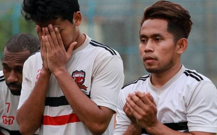 Madura United akan melawan Kalteng Putra Juamt (6/11). (Foto: Instagrram/@maduraunited.fc)
