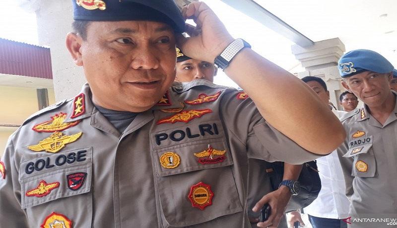 Kapolda Bali Irjen Pol Petrus Reinhard Golose. Foto: antara